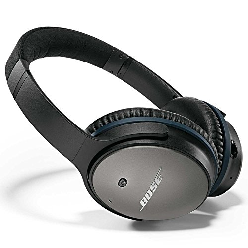 bose quietcomfort 25 headphones black online shopping. Black Bedroom Furniture Sets. Home Design Ideas